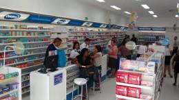 SAO PAULO ECONOMIA NEGOCIOS 19-11-2015 DROGARIA ONOFRE FOTO DIVULGACAO